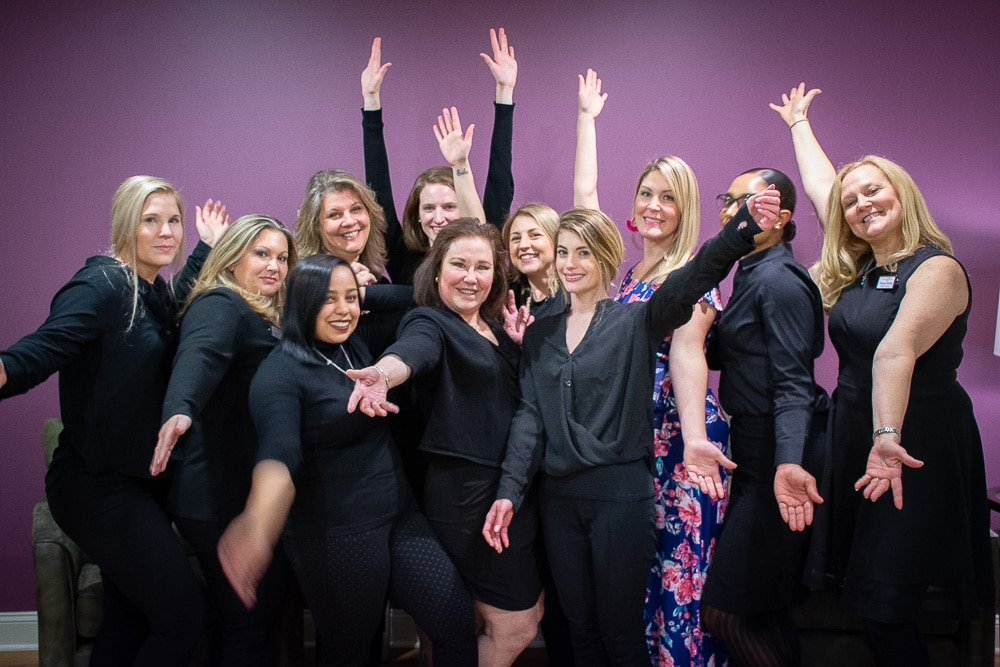 Med spa staff Bloomfield, CT